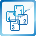 4 modes Sommeil