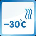 Climatisation jusqu'à -30°
