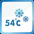 Climatisation jusqu'à 54°C