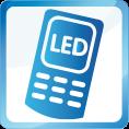 Télécommande affichage LED