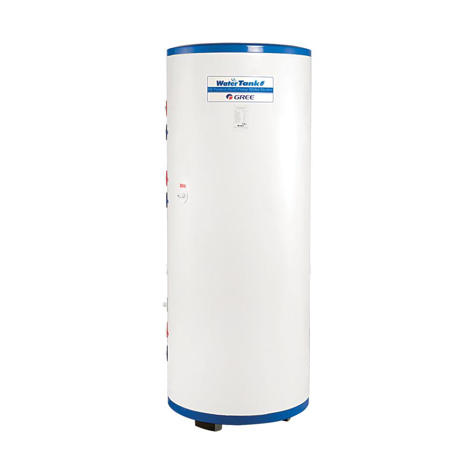 Pompes à chaleur air/eau Inverter Monobloc GREE, modèle VERSATI 2+