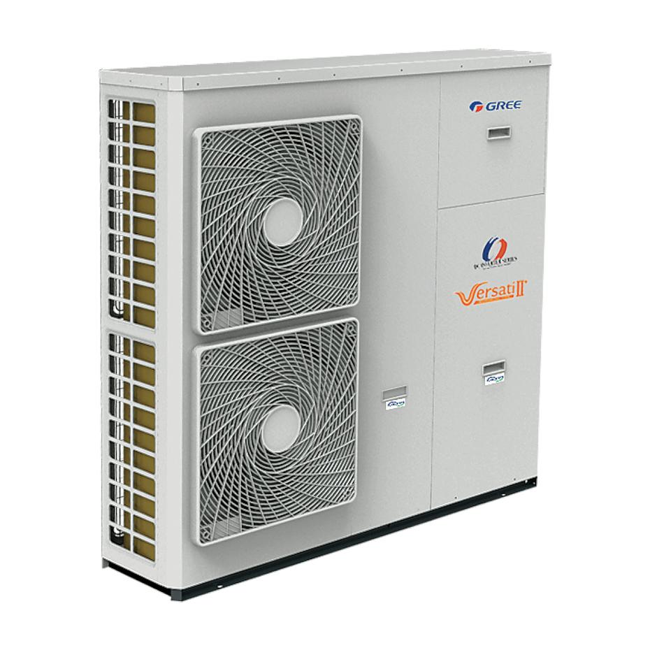 Pompes chaleur air eau inverter monobloc gree mod le - Pompe a chaleur monobloc interieur ...