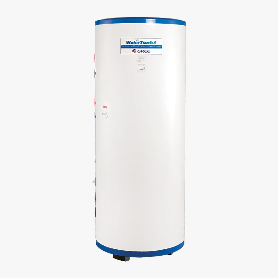 Pompes à chaleur air/eau Inverter Bi blocs GREE, modèle VERSATI 2