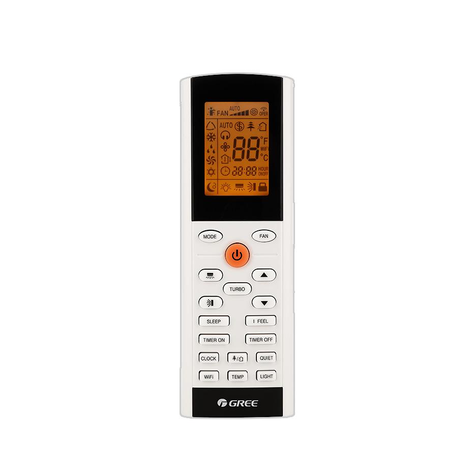 Gree climatiseur R32 Lomo Premium telecommande