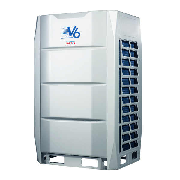 VRV V6 + 2 tubes - groupe extérieur