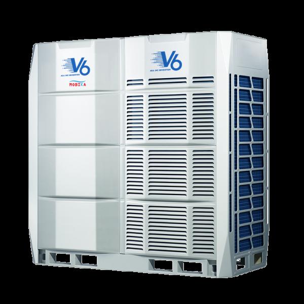 VRV V6 + 2 tubes - groupe extérieur photo 3