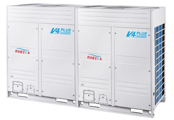VRV V4+ R 3 tubes - 2 unités