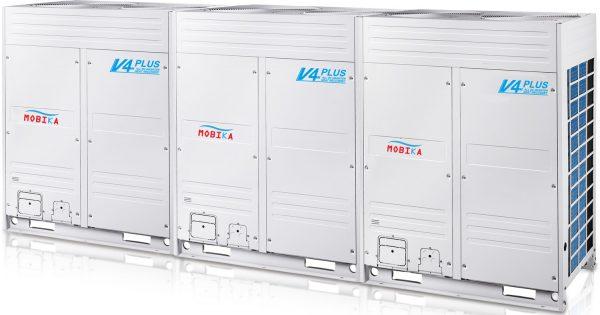 VRV V4+ R 3 tubes - 3 unités